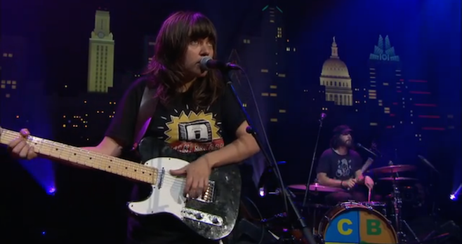 Courtney Barnett Austin City Limits