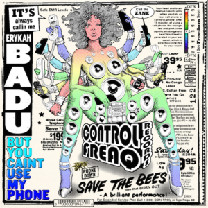 best hip-hop mixtapes of January 2016 Erykah