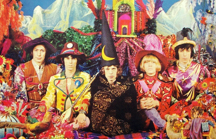 Remake Remodel Rolling Stones Their Satanic Majesties