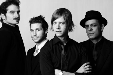 Titelbild von Treblezine: 10 Essential 21st Century Post-Punk Albums: Bandportrait von Interpol