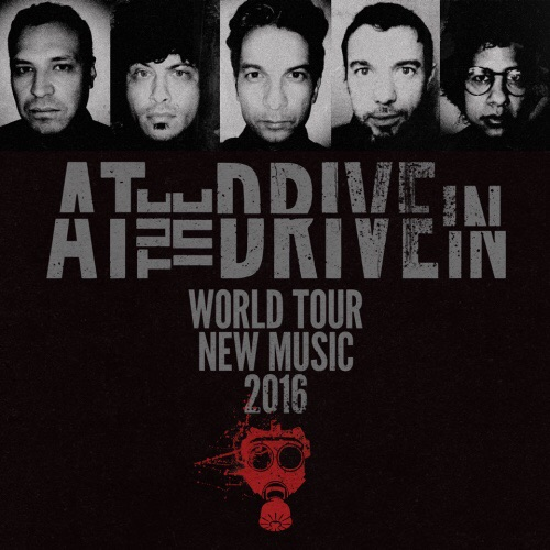 At the Drive-In tour