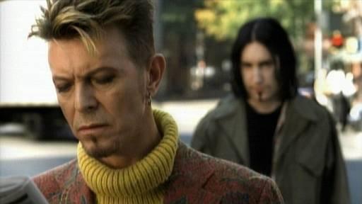 Trent Reznor David Bowie