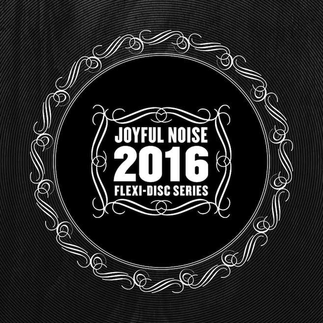 Joyful Noise flexi-disc series