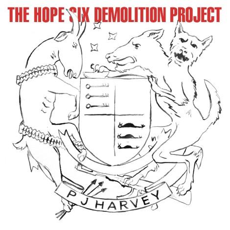 PJ Harvey new album details Hope Six