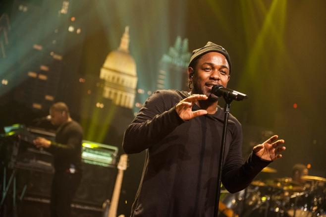 Kendrick Lamar Austin City Limits