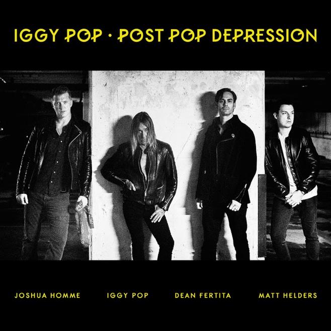 Iggy Pop new album