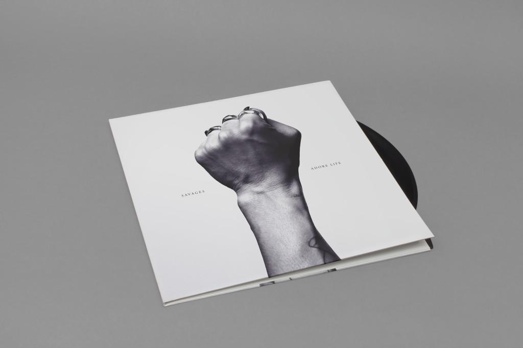 Savages vinyl