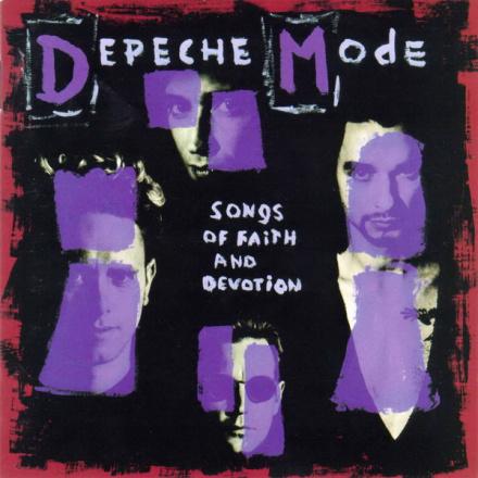 Songs of Faith and Devotion alternate tracklist