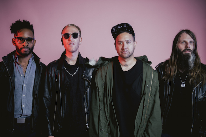 Unknown Mortal Orchestra tour