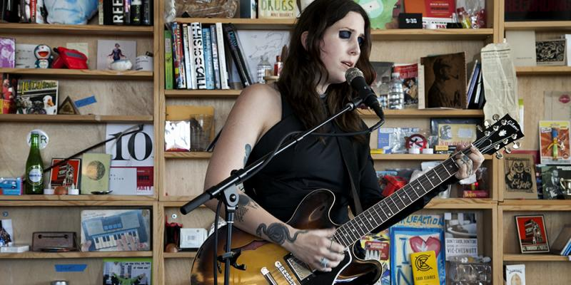 Chelsea Wolfe Tiny Desk Concert