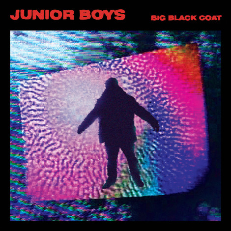 Junior Boys Big Black Coat