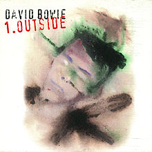 concept albums of the 90s Bowie
