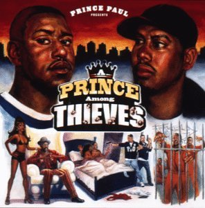 concept albums of the 90s Prince Paul