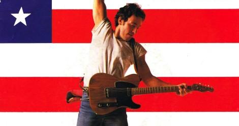 Titelbild von Treblezine: 10 Unauthorized Political Campaign Songs: Bruce Springsteen