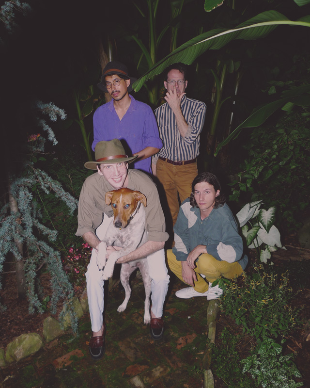 Deerhunter tour