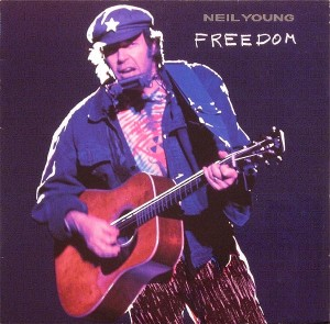 unauthorized political campaign songs Neil Young