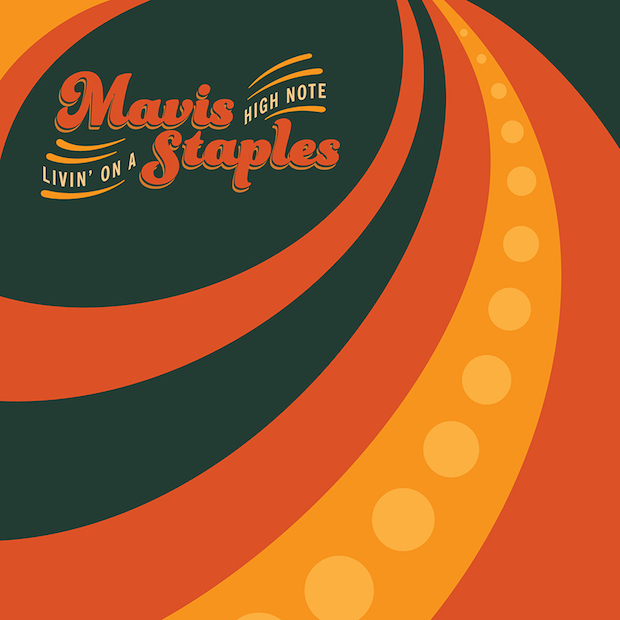 Mavis Staples Livin' on a High Note review
