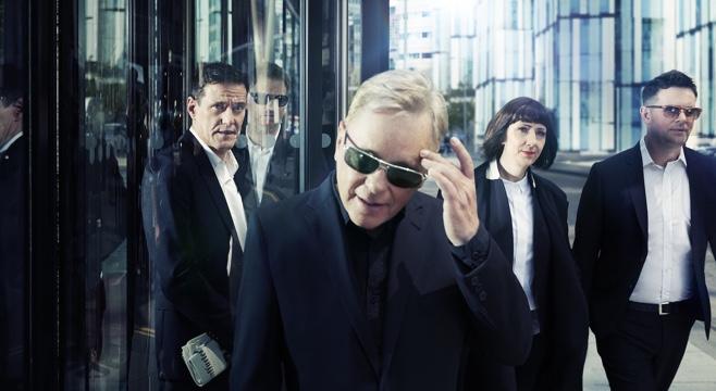 New Order tour