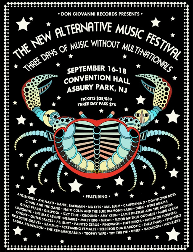 New Alternative Music Festival