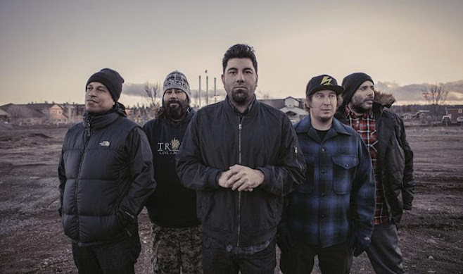Deftones US tour dates