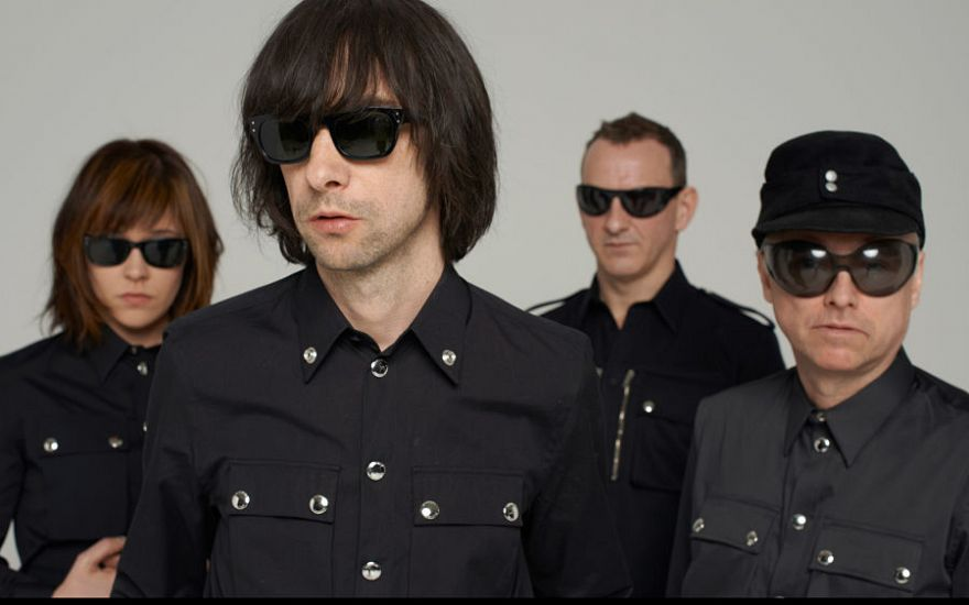 Primal Scream interview