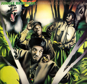 native tongues tracks Jungle Brothers