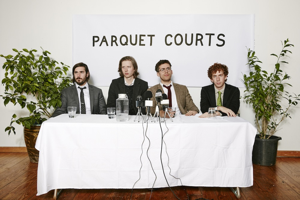 Parquet Courts Human Performance track stream