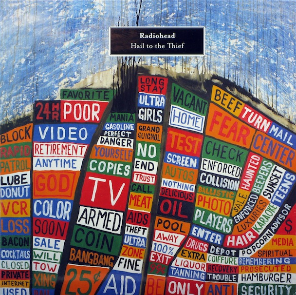 best Radiohead songs HTTT