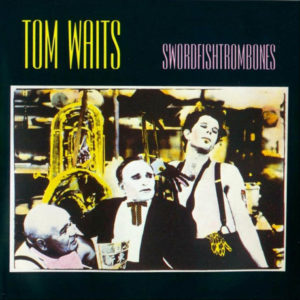 artistic reinvention albums Tom Waits