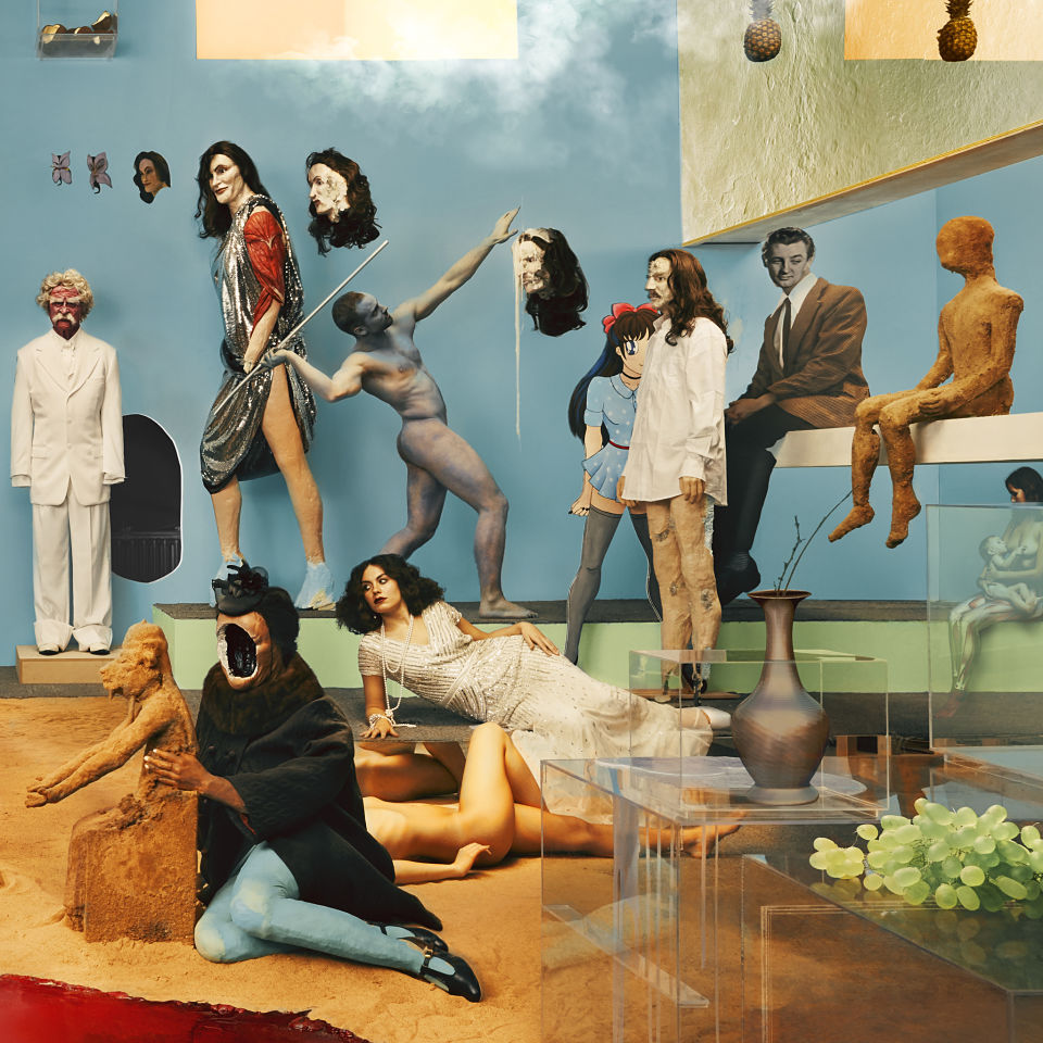 Yeasayer Amen and Goodbye review