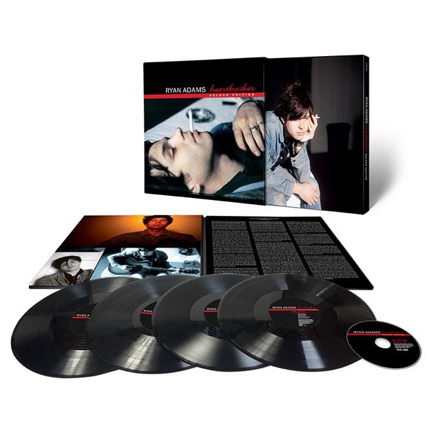 Ryan Adams Heartbreaker deluxe reissue