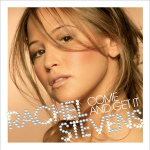 21st century pop albums Rachel Stevens