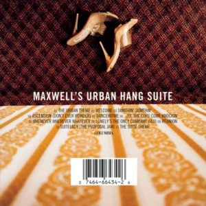 best neo soul albums Maxwell