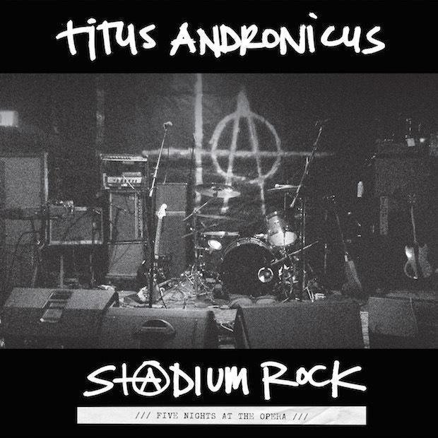 Titus Andronicus live album