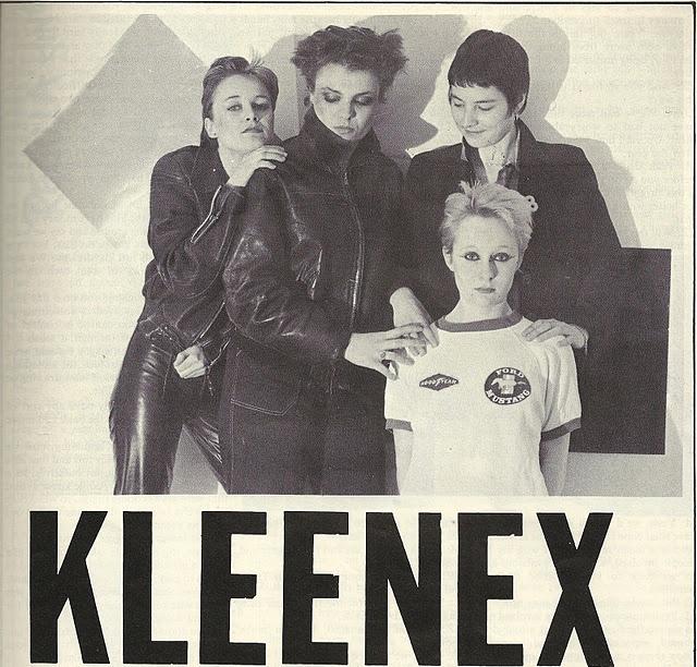 Kleenex/Liliput