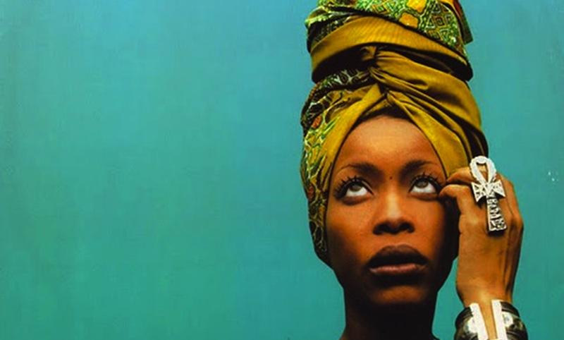 Erykah Badu neo soul albums
