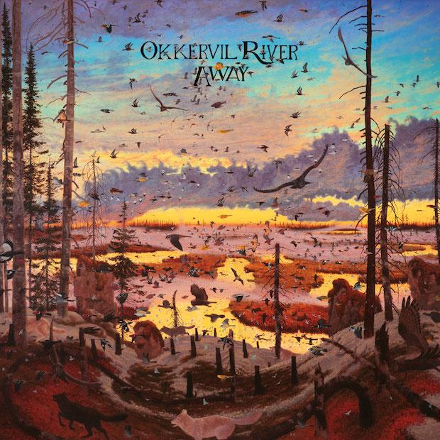 Okkervil River new album Away