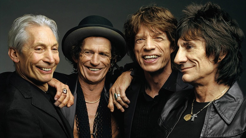 Rolling Stones mega-concert