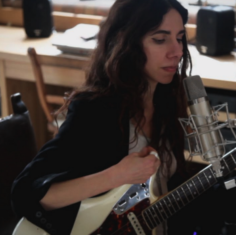 best guitarists PJ Harvey