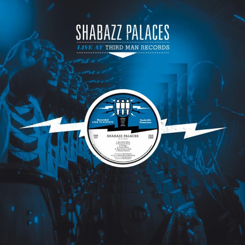 Shabazz Palaces live album