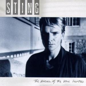 cold war albums Sting