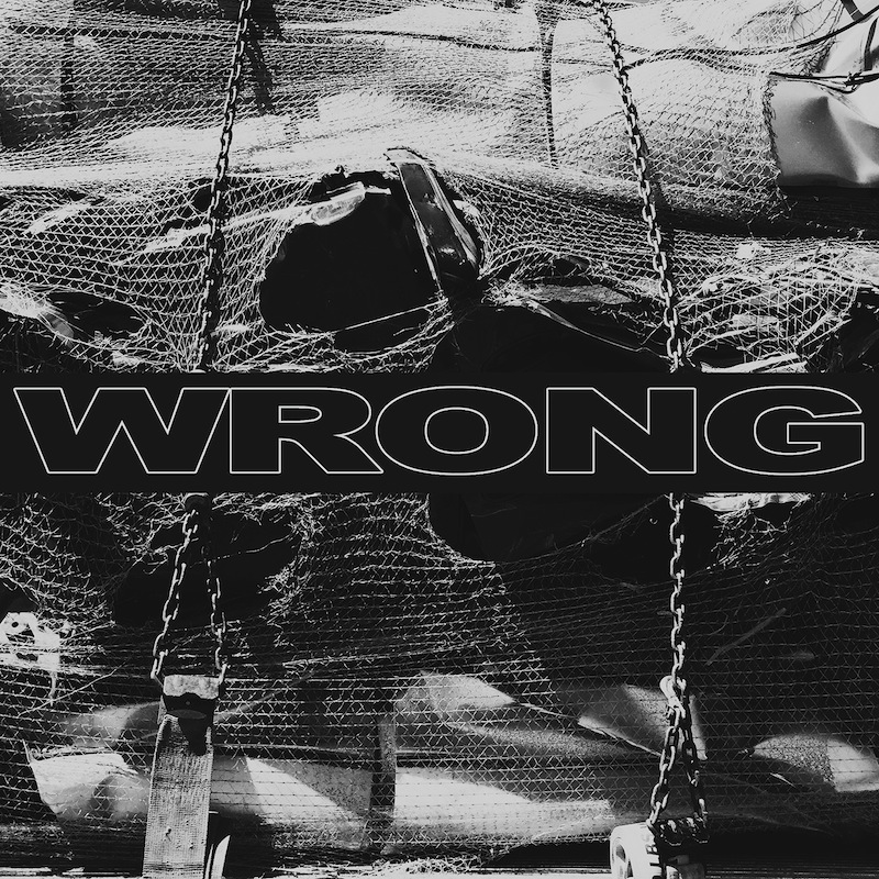Wrong self titled album