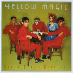 Tokyo albums Yellow Magic Orchestra