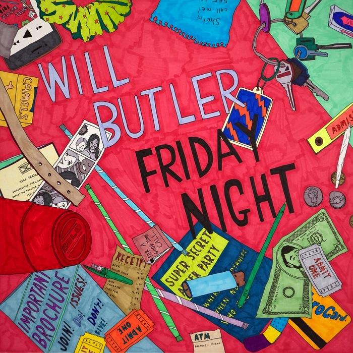 Will Butler Friday Night