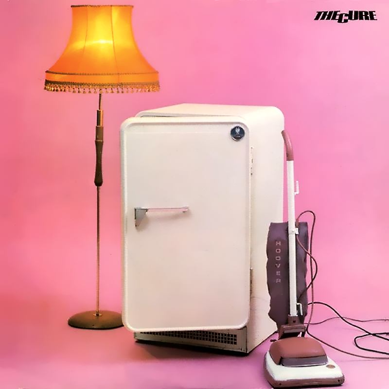Cure albums rated Three Imaginary Boys