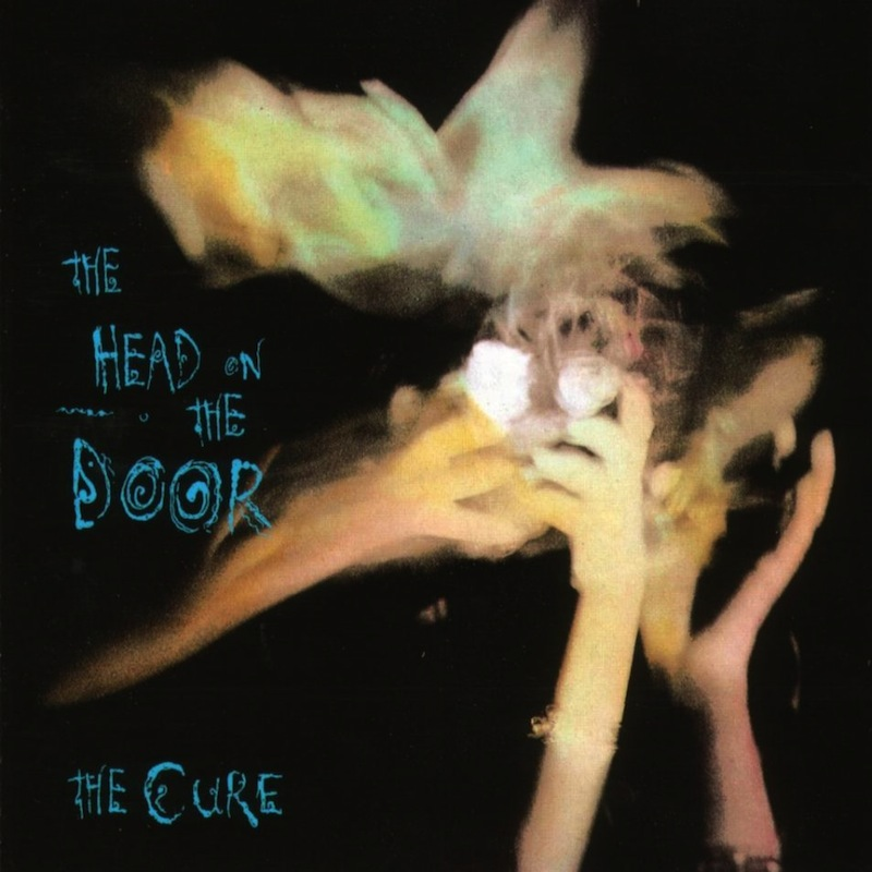 Cure albums rated Head on the Door review