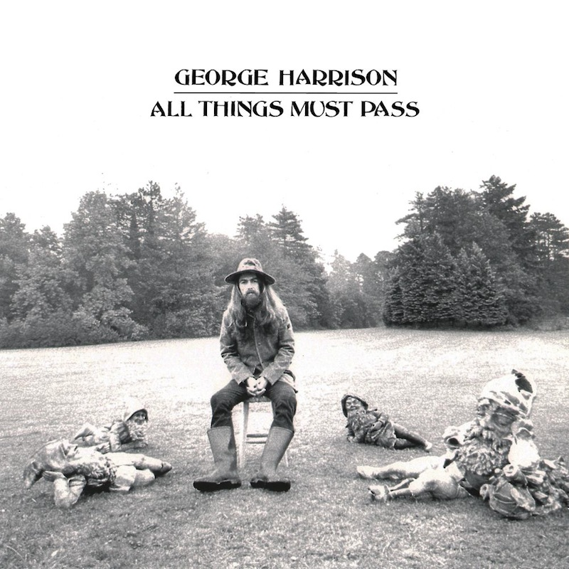 best triple albums George Harrison