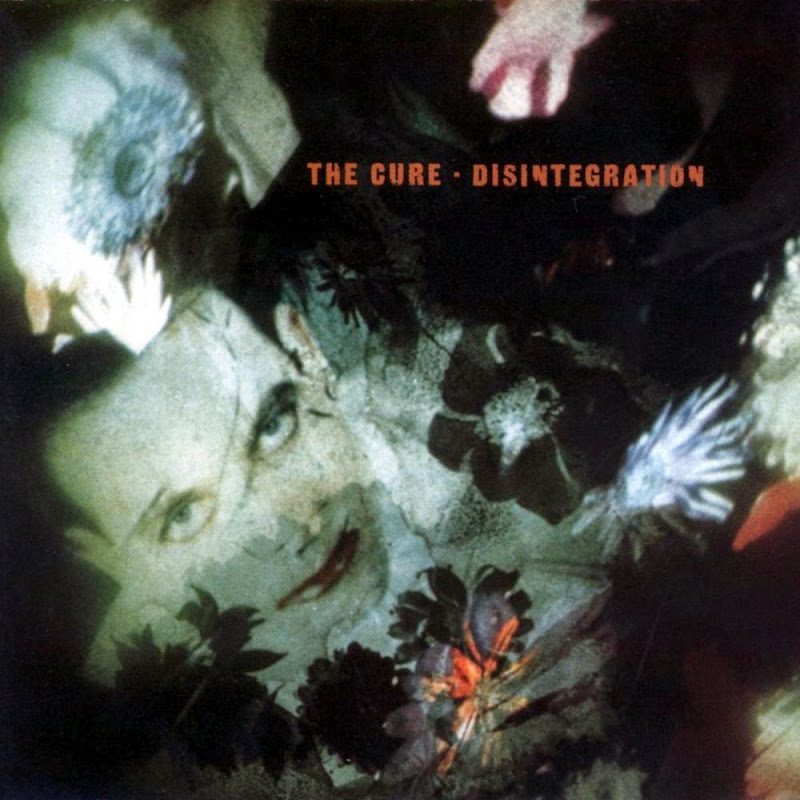 Cure albums rated Disintegration