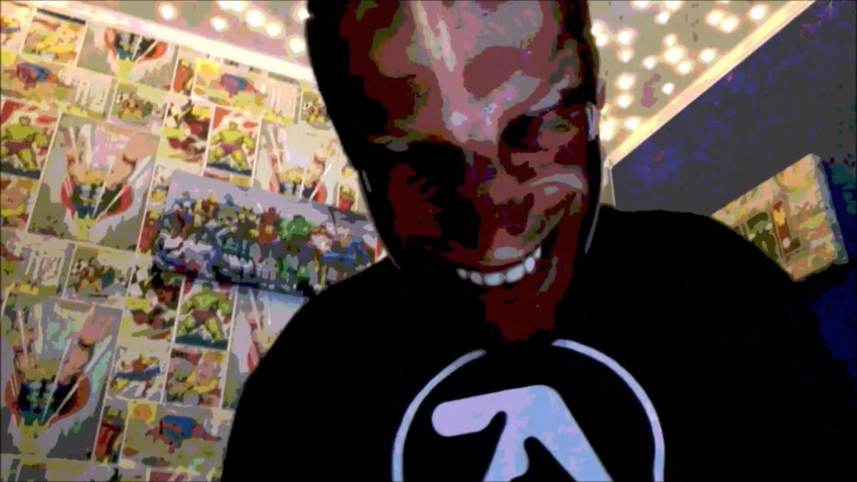 Aphex Twin CIRKLON3 video