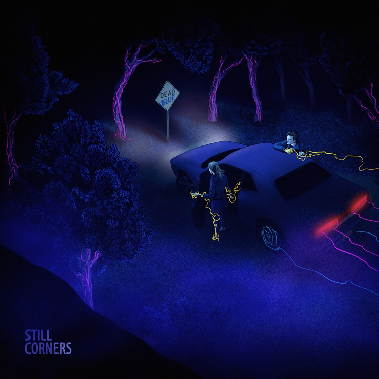 Still Corners new album Dead Blue
